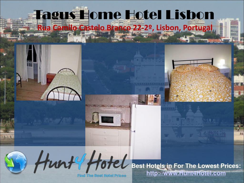 Tagus Home Hotel Lisbon