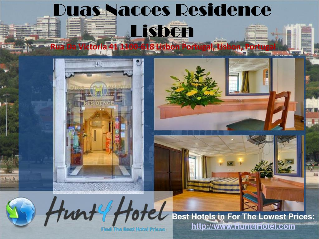 Duas Nacoes Residence Lisbon
