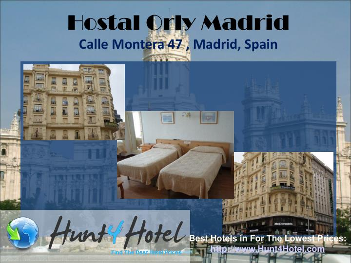 Hostal Orly Madrid