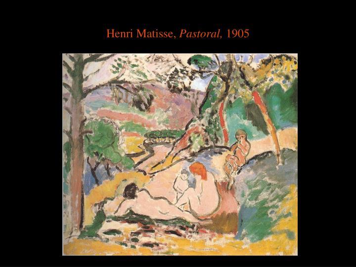 Henri Matisse,