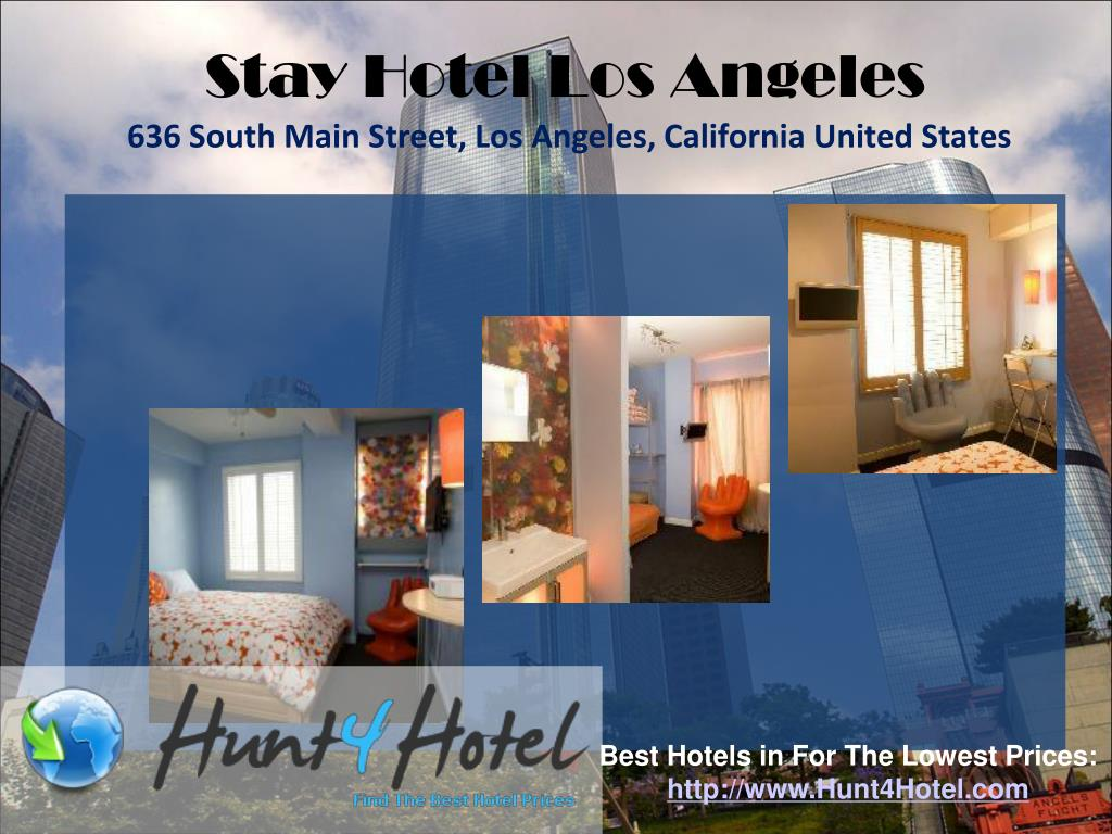 Stay Hotel Los Angeles
