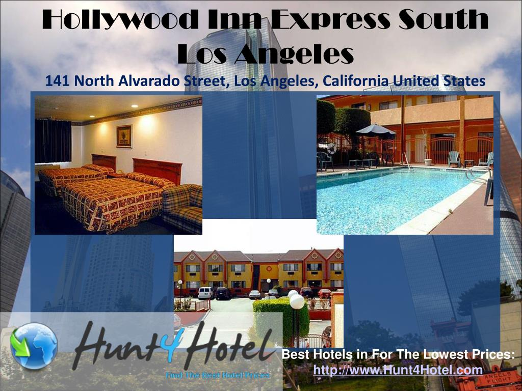 Hollywood Inn Express South Los Angeles