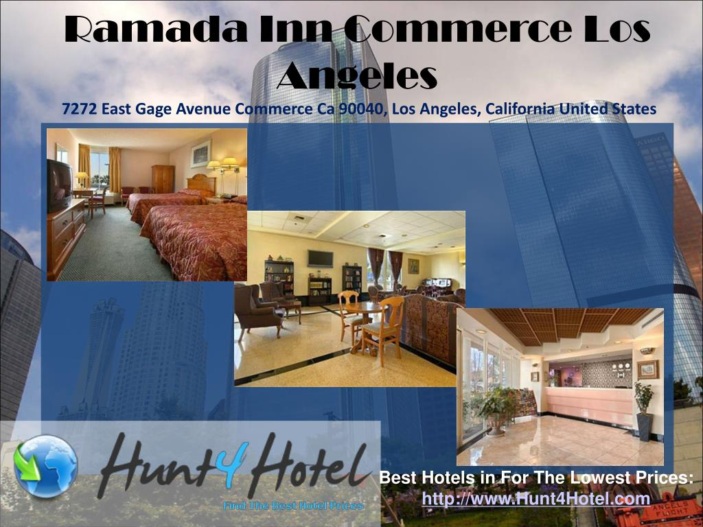Ramada Inn Commerce Los Angeles