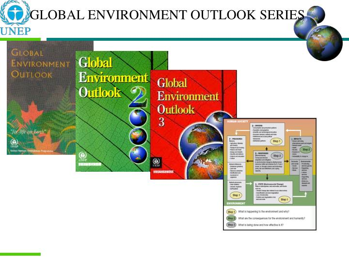 GLOBAL ENVIRONMENT OUTLOOK SERIES