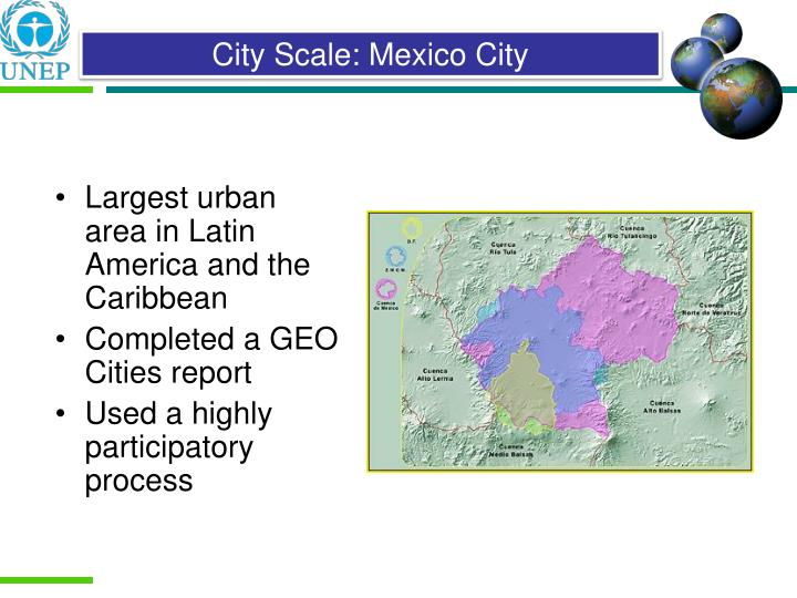 Largest urban area in Latin America and the Caribbean