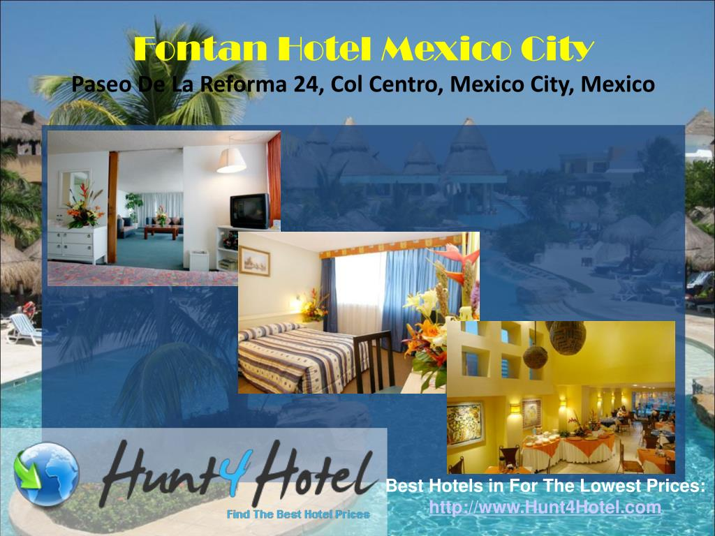 Fontan Hotel Mexico City