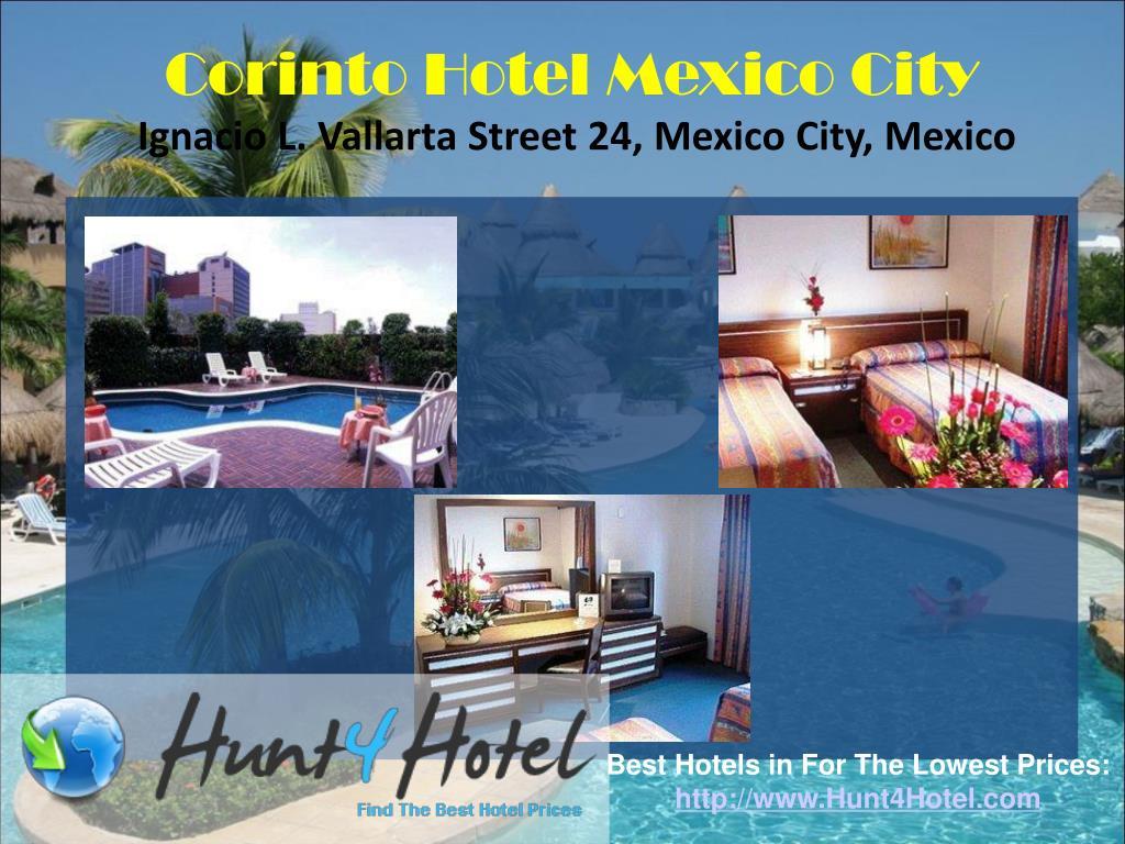 Corinto Hotel Mexico City