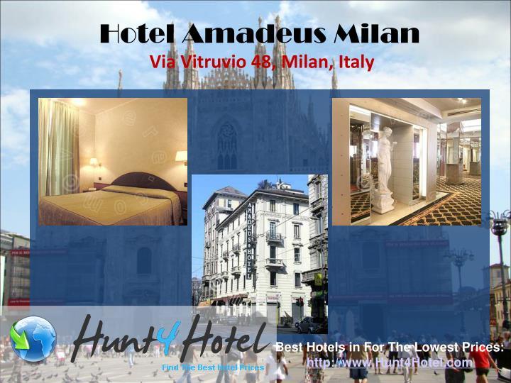 Hotel Amadeus Milan