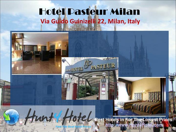 Hotel Pasteur Milan