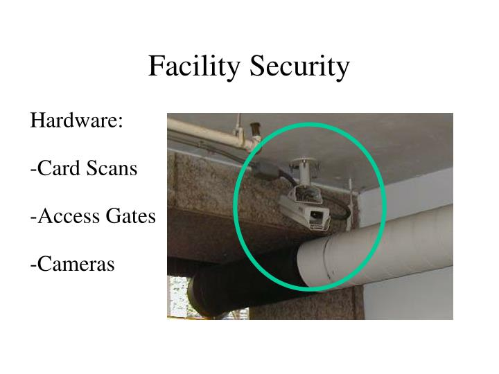 Facility Security