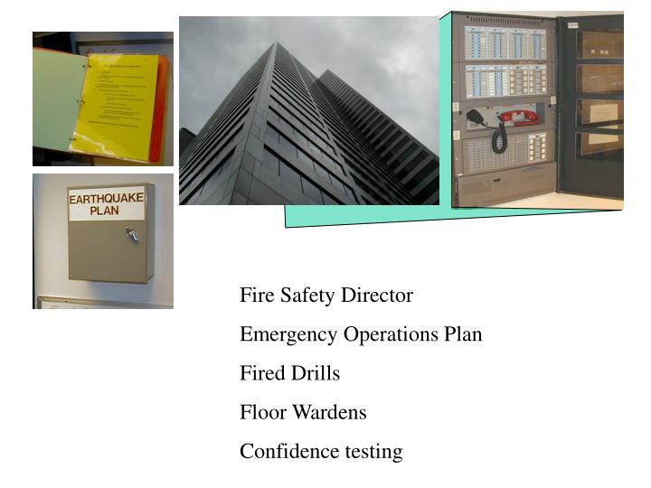 Fire Safety Director