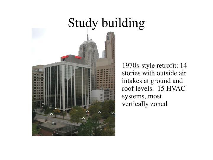 Study building