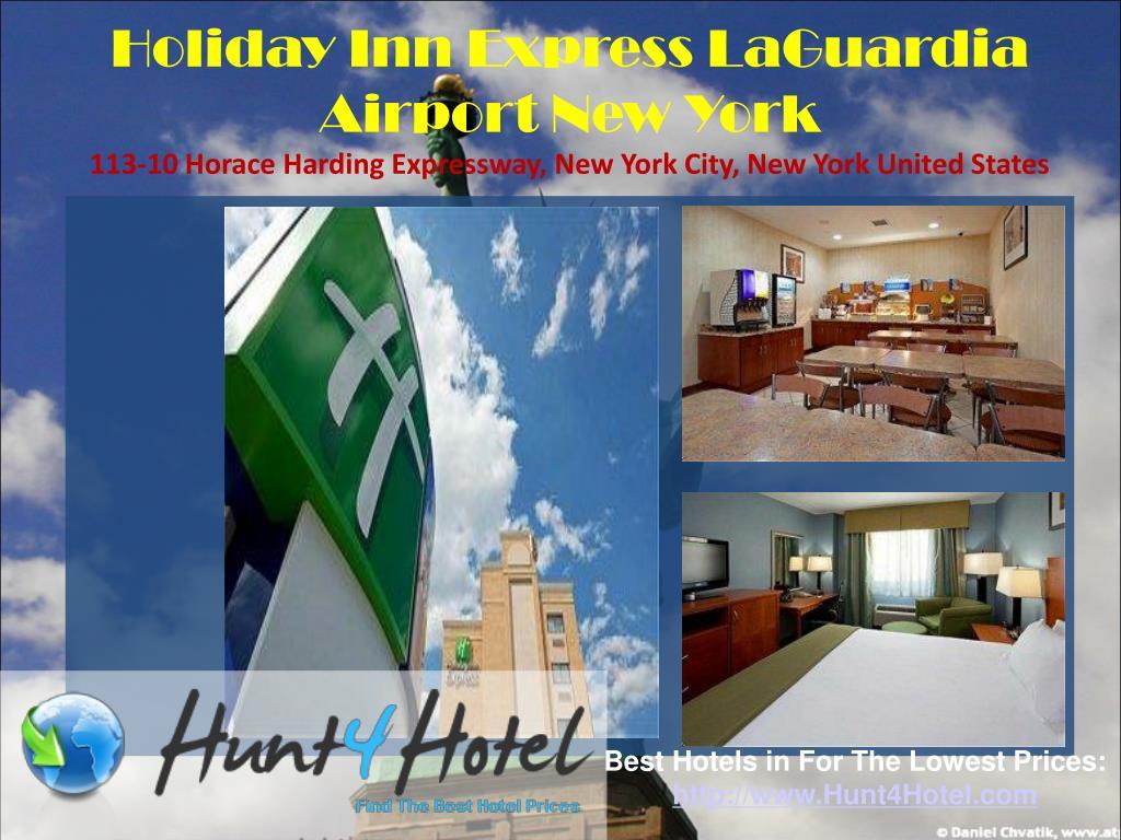 Holiday Inn Express LaGuardia Airport New York