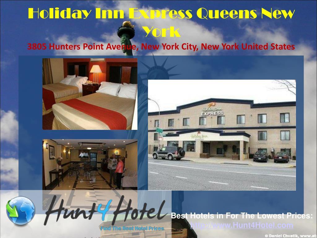 Holiday Inn Express Queens New York