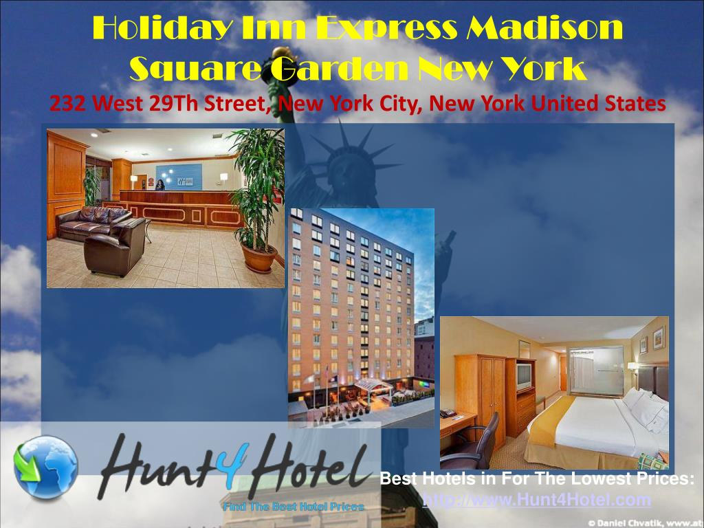 Holiday Inn Express Madison Square Garden New York