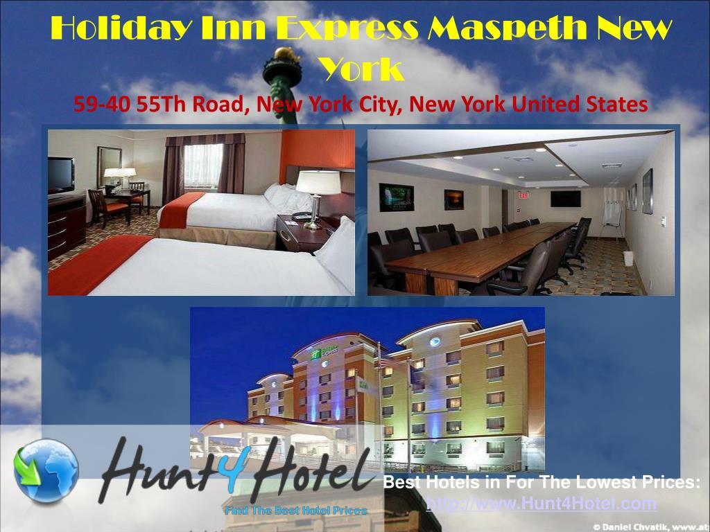 Holiday Inn Express Maspeth New York