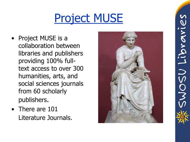 Project MUSE