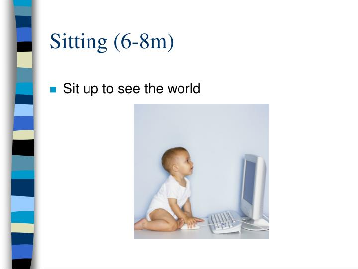 Sitting (6-8m)