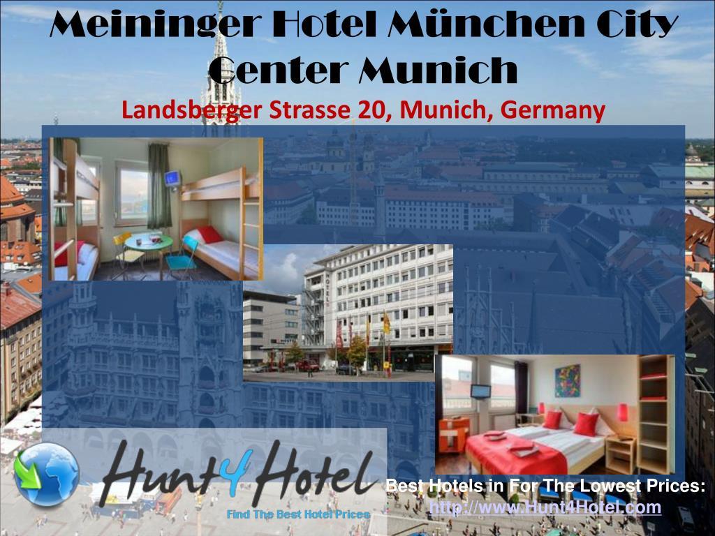 Meininger Hotel München City Center Munich