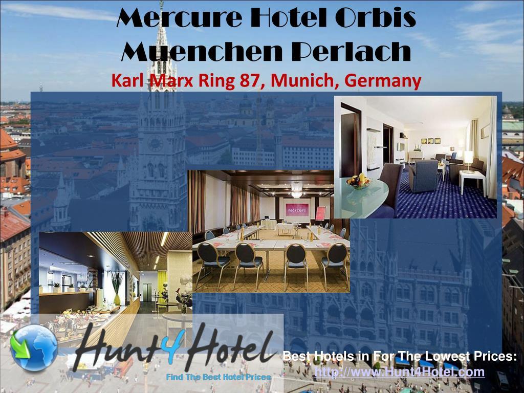 Mercure Hotel Orbis Muenchen Perlach