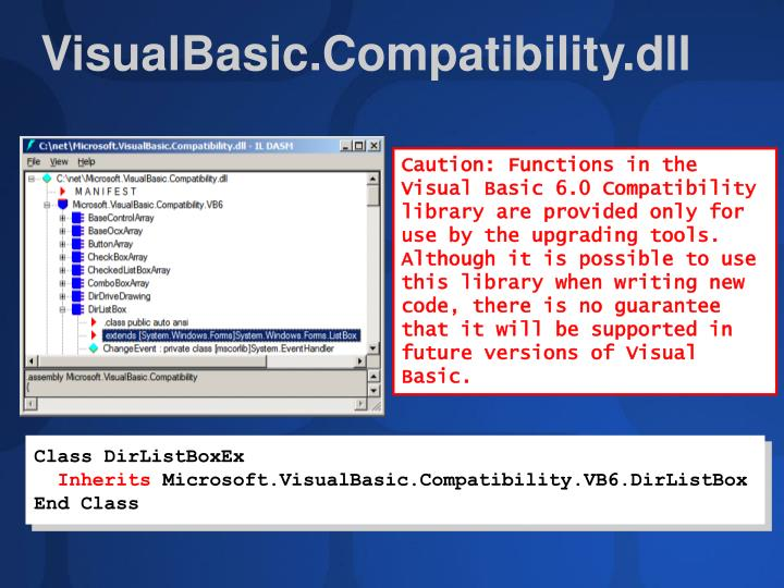 VisualBasic.Compatibility.dll