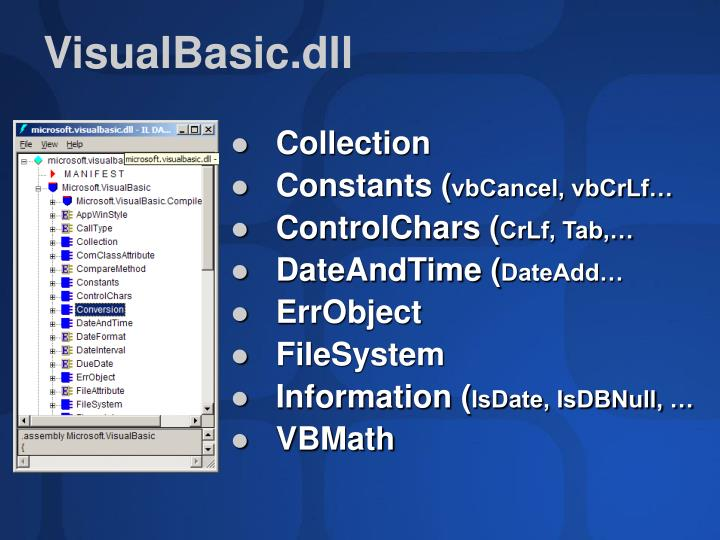 VisualBasic.dll