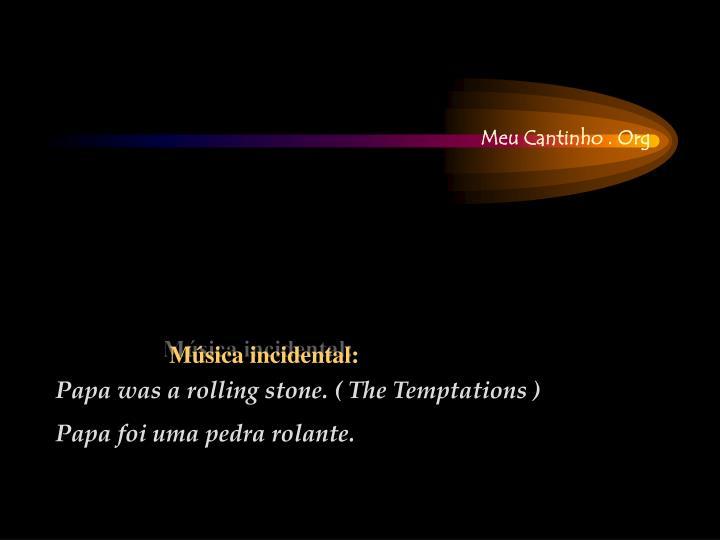 Meu Cantinho . Org