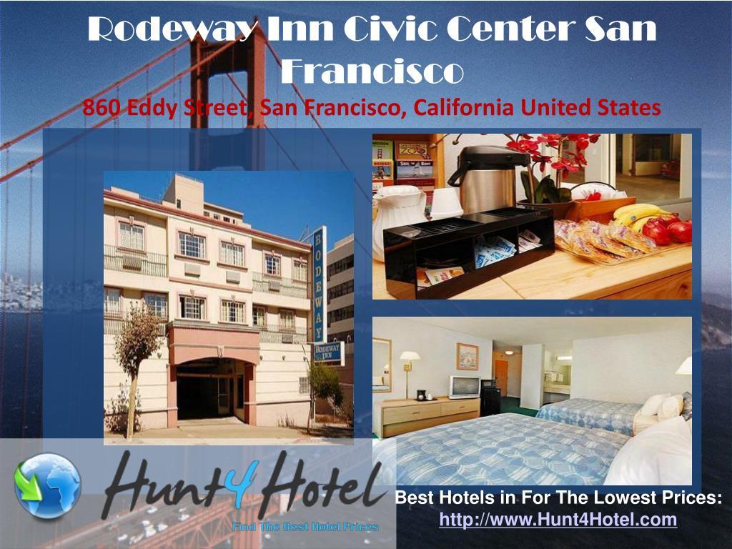 Rodeway Inn Civic Center San Francisco