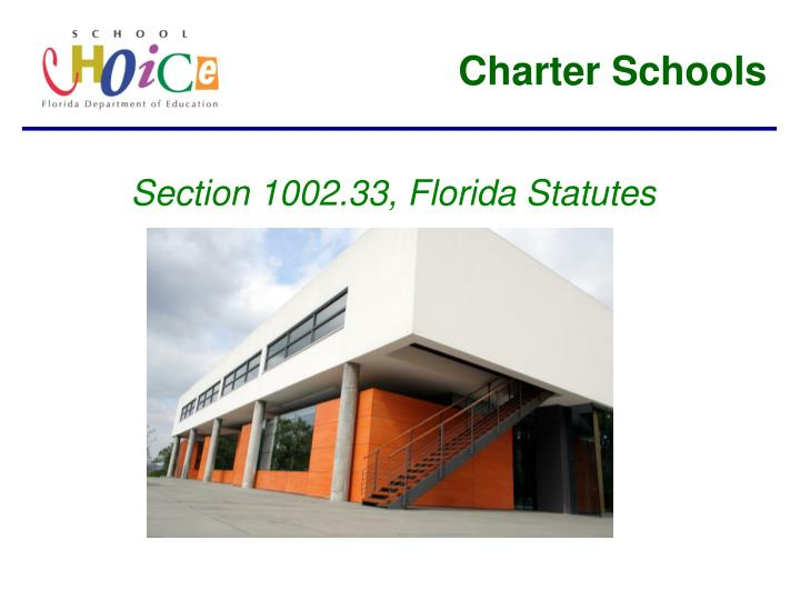 Charter Schools