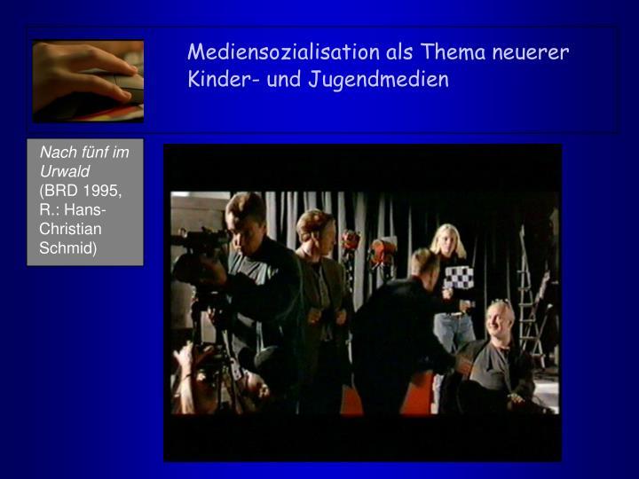 Mediensozialisation als Thema neuerer Kinder- und Jugendmedien
