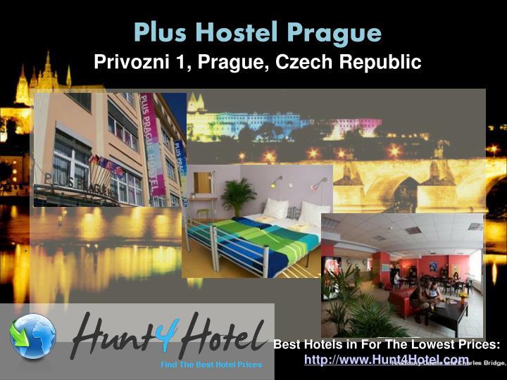 Plus Hostel Prague