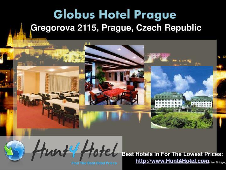 Globus Hotel Prague