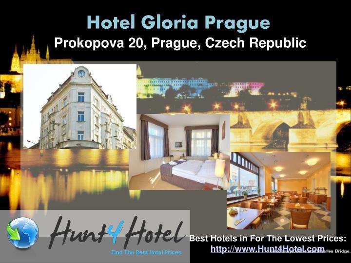 Hotel Gloria Prague