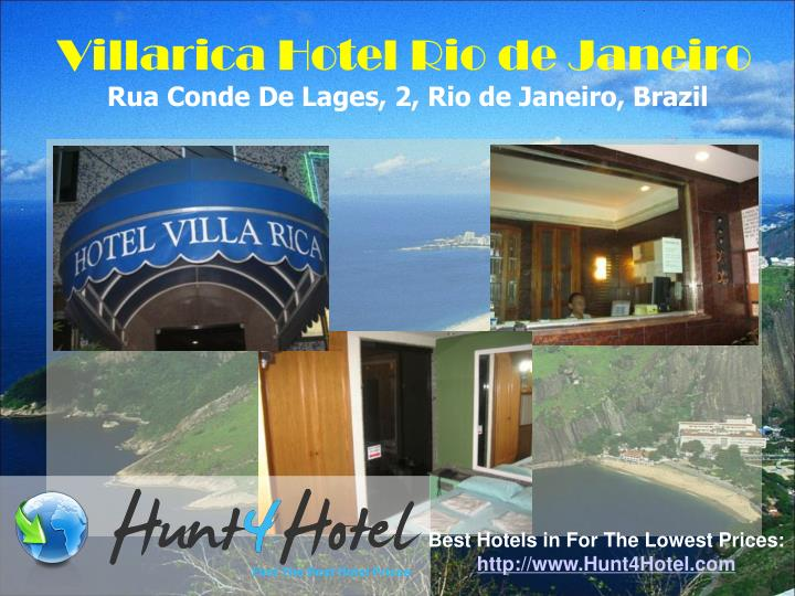 Villarica Hotel Rio de Janeiro