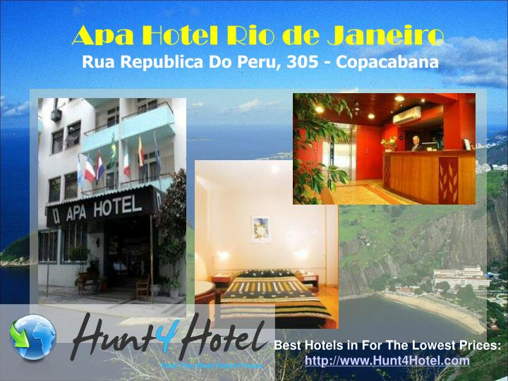 Apa Hotel Rio de Janeiro