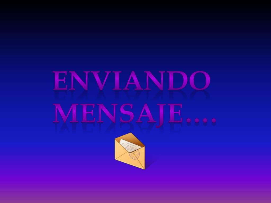 ENVIANDO