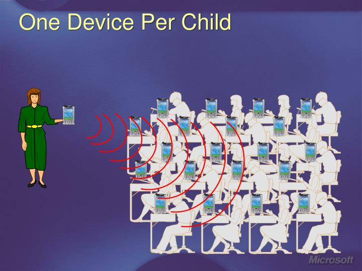 One Device Per Child