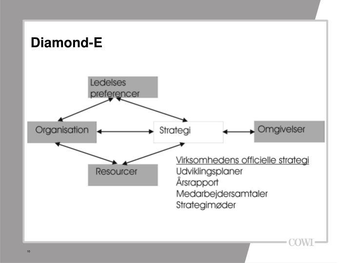 Diamond-E