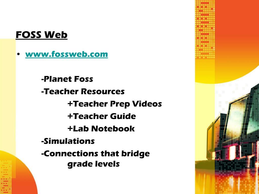 FOSS Web