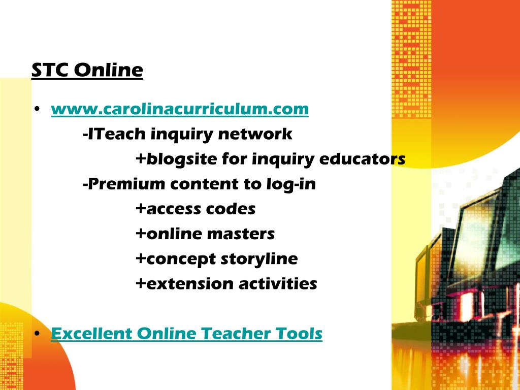 STC Online
