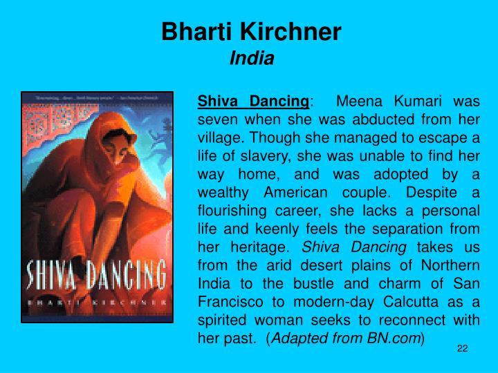 Shiva Dancing