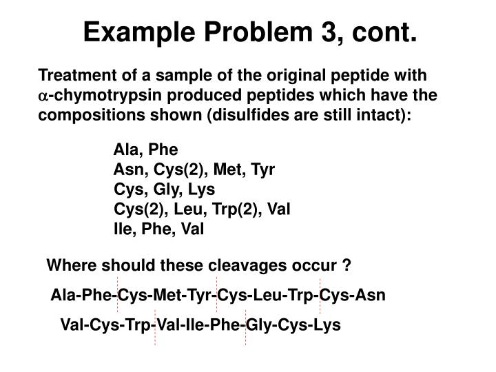 Example Problem 3, cont.