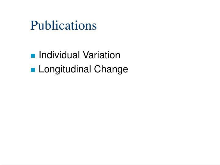 Publications