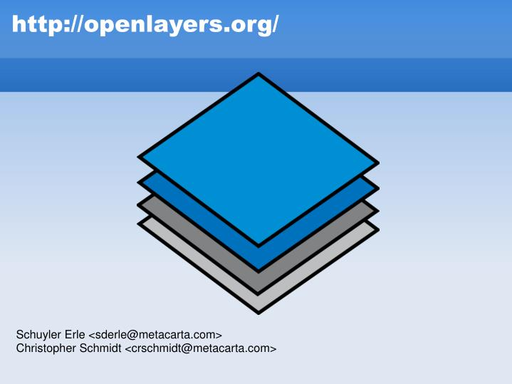 http://openlayers.org/