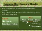 sargasso sea race and gender