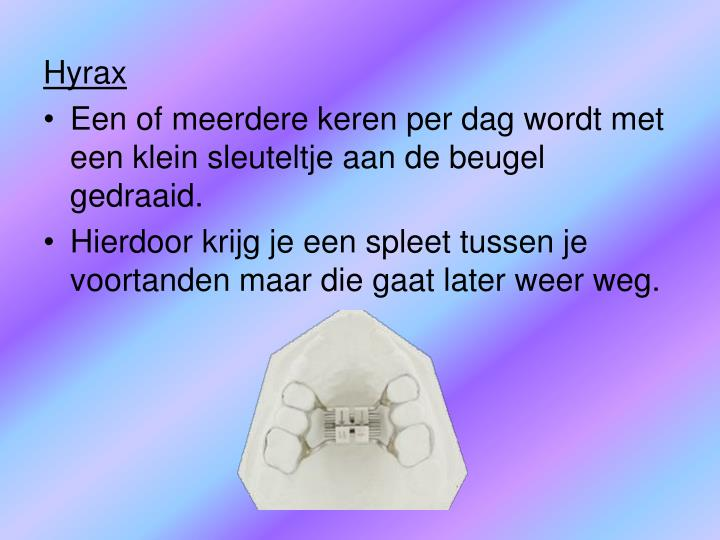 Hyrax