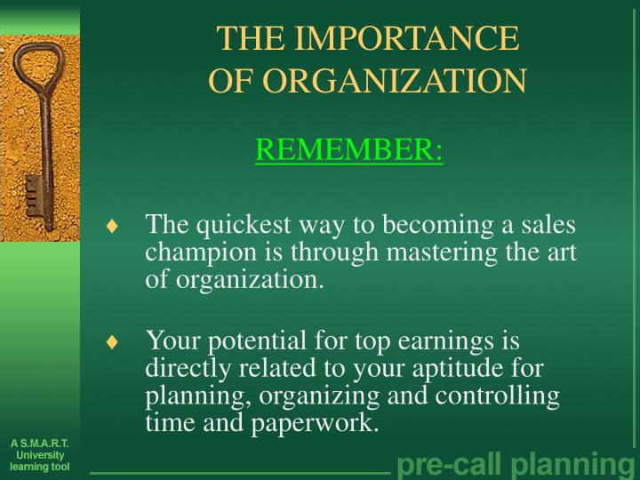 what is the importance of philosophy in an organization Organizational efficiency is an organization's degree of success in utilizing the least possible inputs in order to produce the greatest possible what is organizational efficiency a: effective management is important to an organization because it involves planning and goal setting.