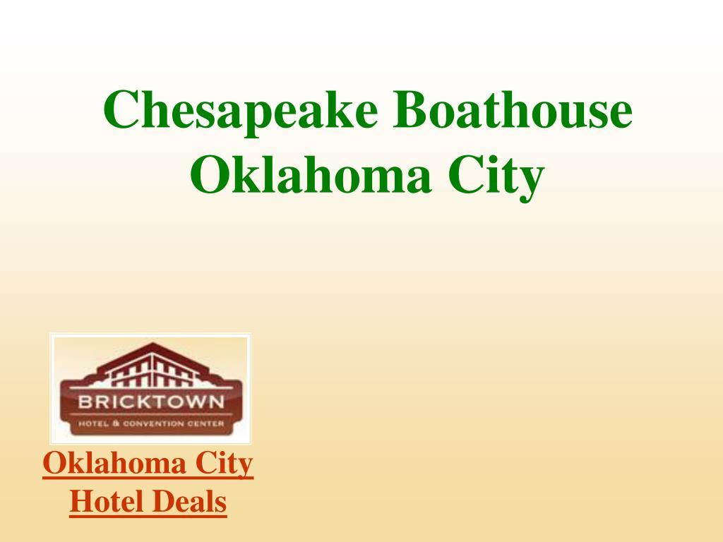 Chesapeake Boathouse