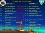 chapter s crosswalk