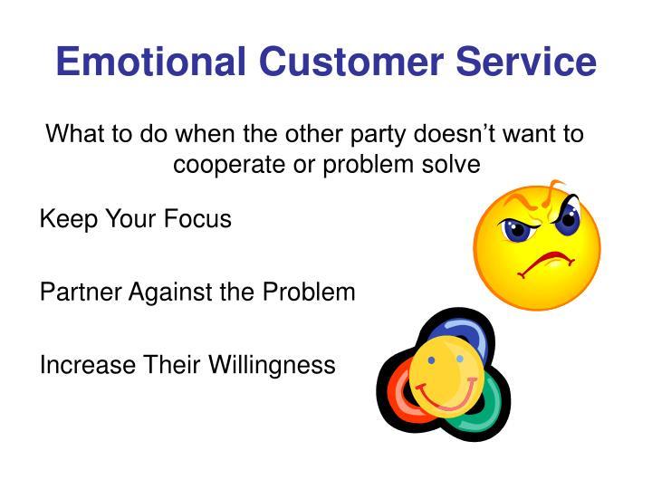 Emotional Customer Service